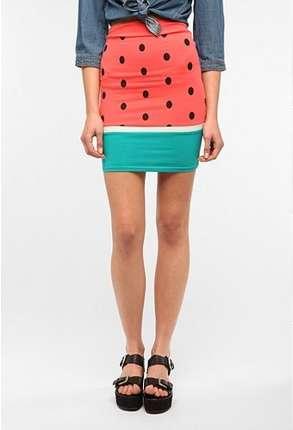 Fruit-Formed Skirts