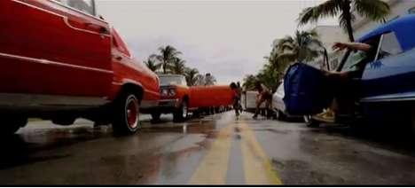 Flamboyant Flash Mob Movies