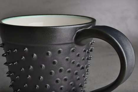Sleek Gothic Ceramics