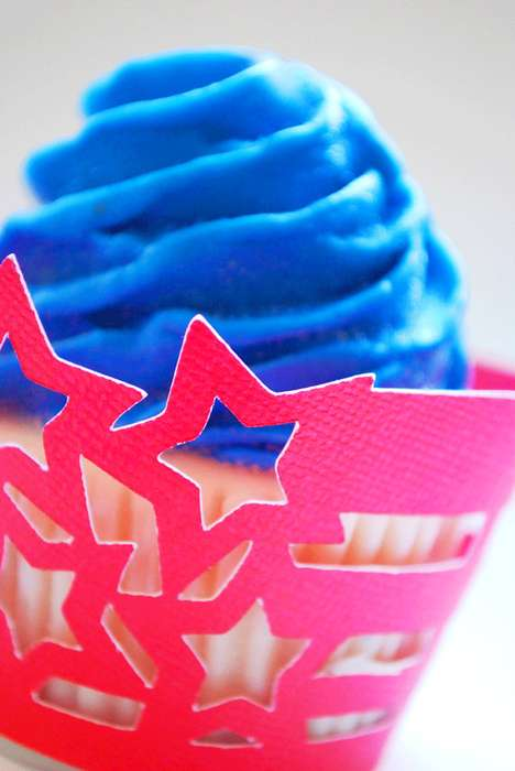 Patriotic Pastry Packaging