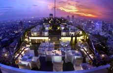 Intimate Sky-High Hotels - The Banyan Tree Bangkok Resort Allows You To Escape to the Extraordinary