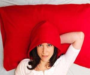 Fleece Sweater Headrests