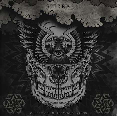 Occult-Themed Tattoo Art