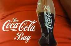 Eco-Friendly Cola Pouches - The Coca-Cola Bag is a Brilliant Solution