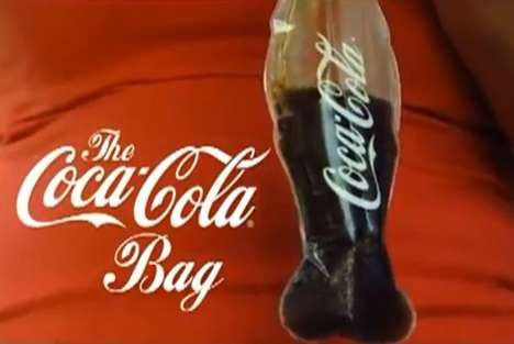 Eco-Friendly Cola Pouches