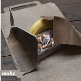 Leather Lunchbox Tutorials