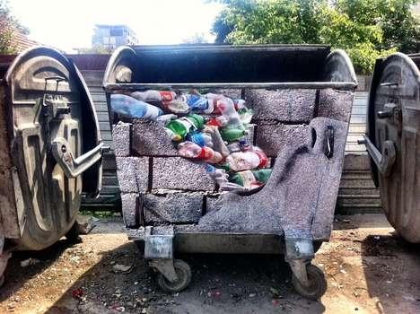 Waste Awareness Art Pieces
