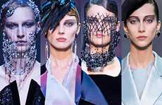 Eccentric Headpiece Runways