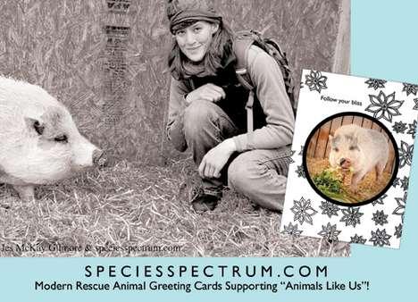 Jes McKay Gilmore, Creator of Species Spectrum (INTERVIEW)