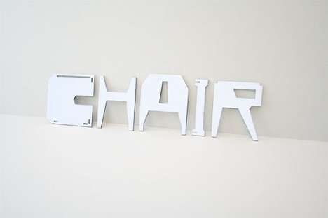Tricky Typographical Seating