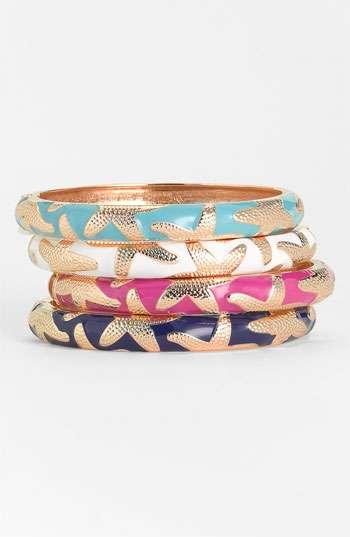 Sea Creature Bracelets