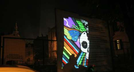 Live Video Paintings