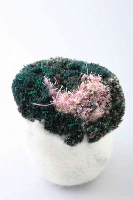 Fleecy Flower Vessels