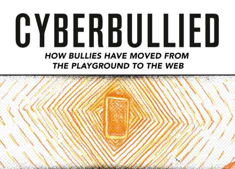 Children-Targeted Bullying Campaigns - The 'Cyberbullied' Infographic Speaks to an Epidemic