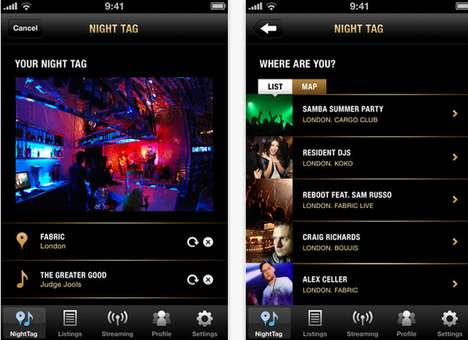 Social Partying Apps