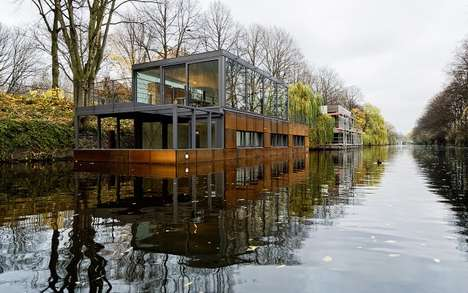Canal Floating Abodes