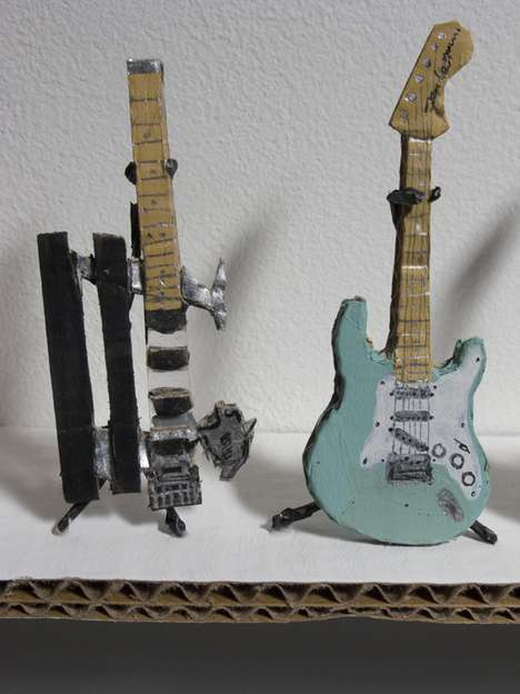Miniature Musical Instruments