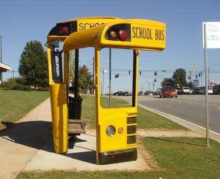 35 Revolutionary Transit Rest-Stops