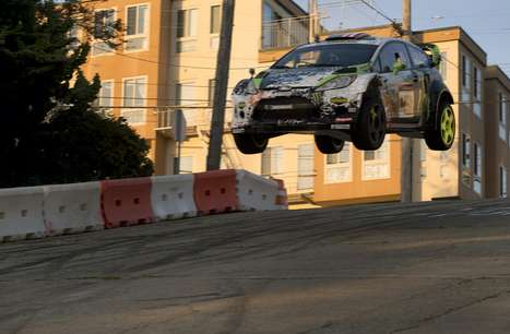 The DC Shoes 'Gymkhana FIVE' Video Showcases Extreme Driving