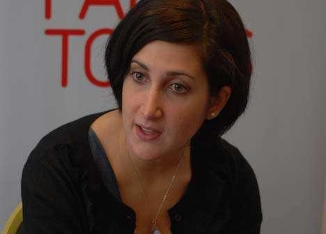 Rahaf Harfoush Keynote Speaker