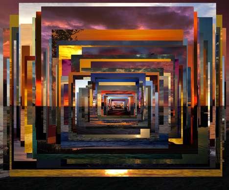 Superimposed Nature Captures