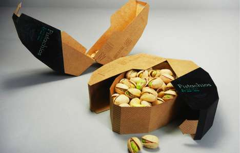 Shelled Pistachio Packaging