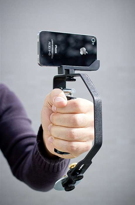 Stabilizing Smartphone Cameras