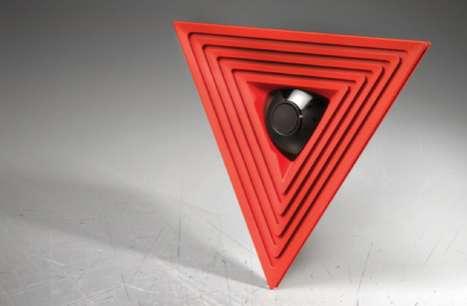 Turning Radius Triangles