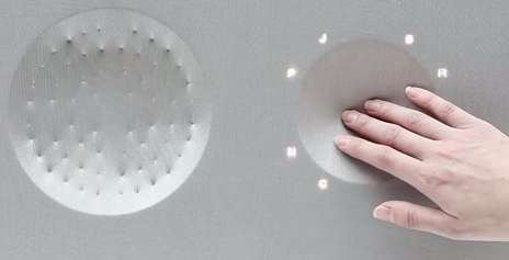 Tactile Trampoline Stereos