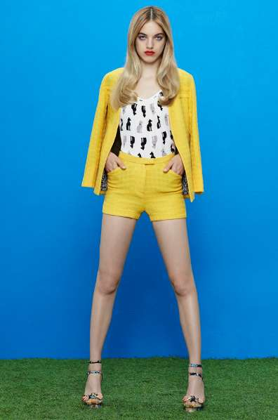 The Tucker Resort 2013 Collection is Punchy and Youthful