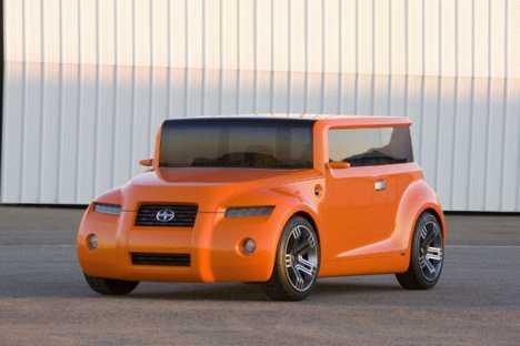 Cubic Concept Cars