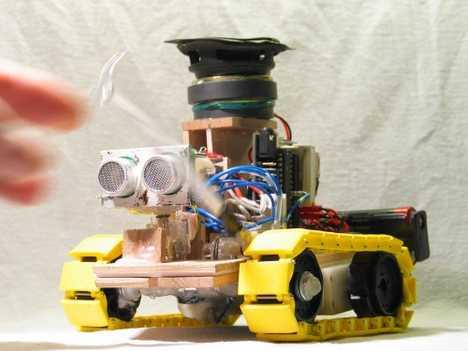 Drum Machine Robot