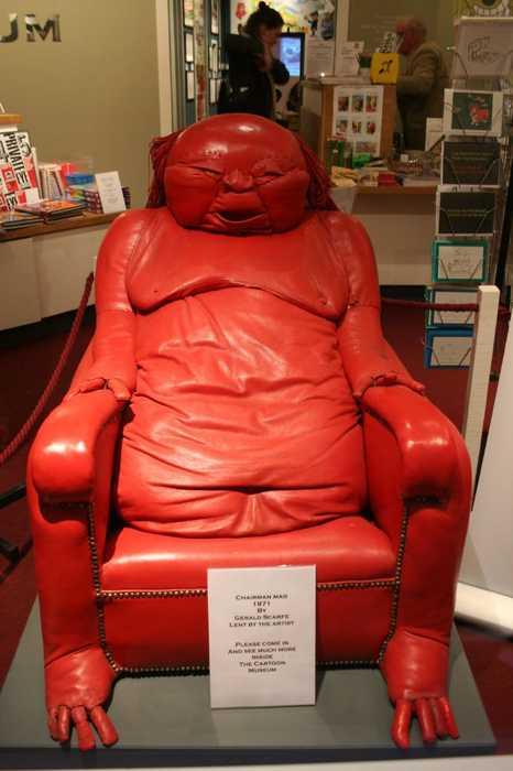 """""""Chairman"""" Mao Chair"""