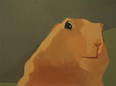 Oil Paintings of Internet Memes