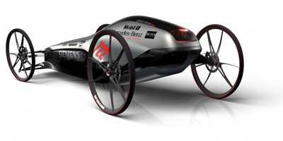 Engineless Gravity Racing Car