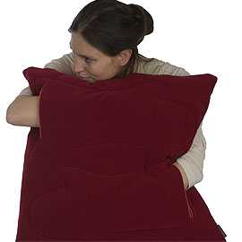 Pillows with Arm Holes