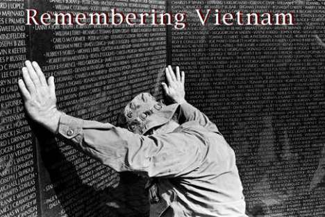 Historical Site Sites - Vietnam Veterans Memorial Wall Now Online