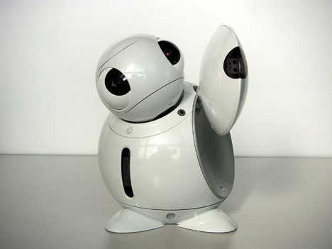 Self-Learning Robots