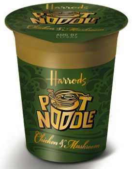 Luxury Instant Noodles