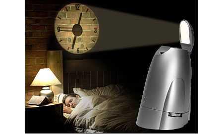 Projector Clocks