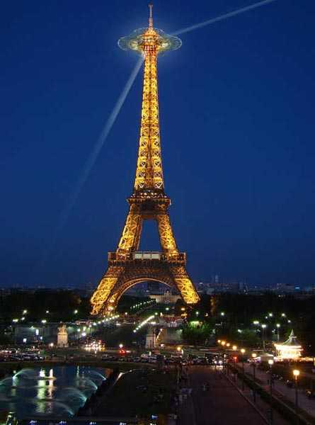Serero Eiffel Tower Extension (UPDATE) - Le Grande Hoax