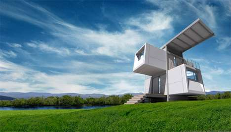 Self-Sustaining Homes