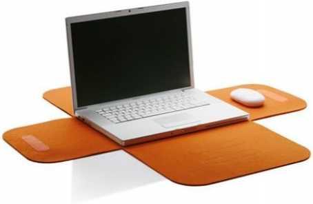 Felt & Velcro Laptop Cases