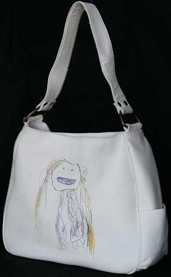 DIY Doodle Bags