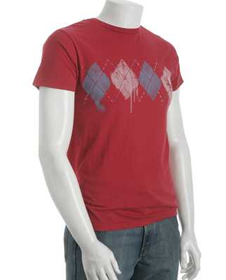 Deceptive Fashion 2 - Fake Argyle T-Shirts Let You Fake Being Preppy