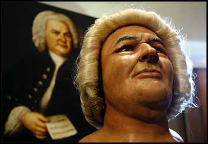 Reconstructing the Dead - Johann Sebastian Bach Looks Life-Like