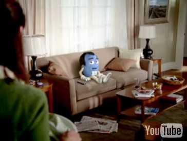 3 Shocking M & M Ads