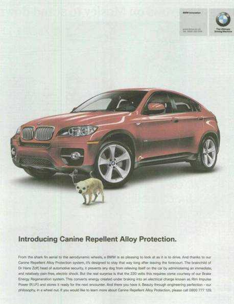 Big Brand Hoaxes - BMW Dog Zapper