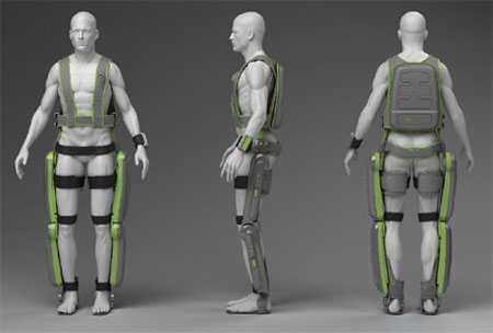 Paraplegic Support Suits