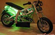 Biker Computers - LED Motorcycle PC